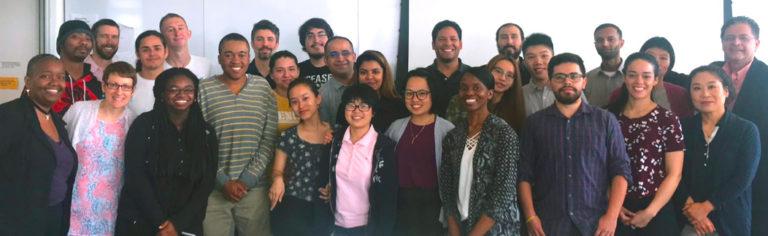 Tech Scholars Program 2019 Students and Facilitators