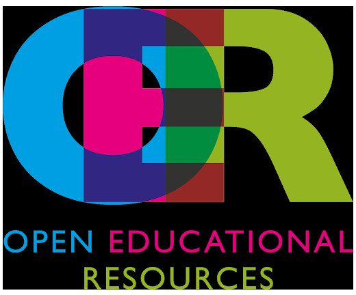 graphic reading Open Educational Resources
